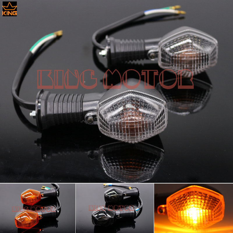 For SUZUKI DL650 DL1000 V-Strom DL 650 / 1000 Motorcycle Accessories Turn Signal Indicator Light Clear suzuki dl650a v strom б у