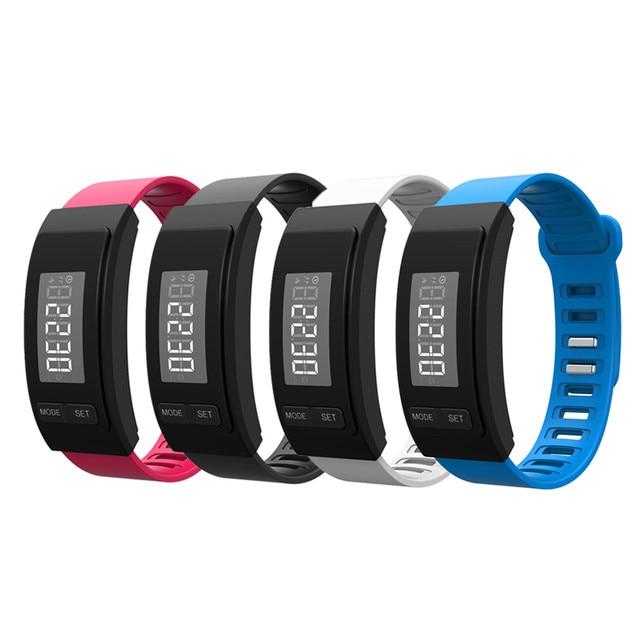 Digital Watch Men Women LCD  Sport Smart Bracelet Sport Running Fitness Tracker Pedometer Bracelet Relojes Saat Hot Sale Feida