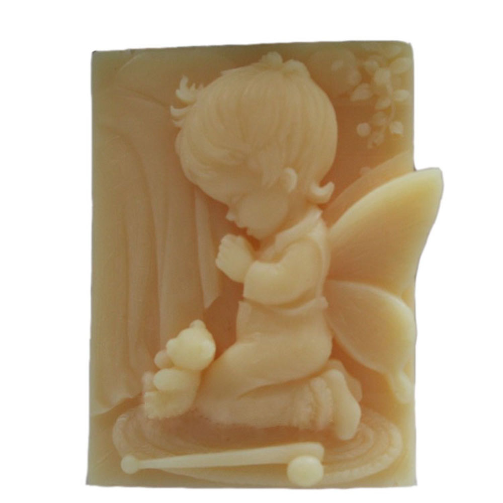 Soap Mold Soap making Tools Diy Craft Candle Mould Silicone Molds Handmade Angle