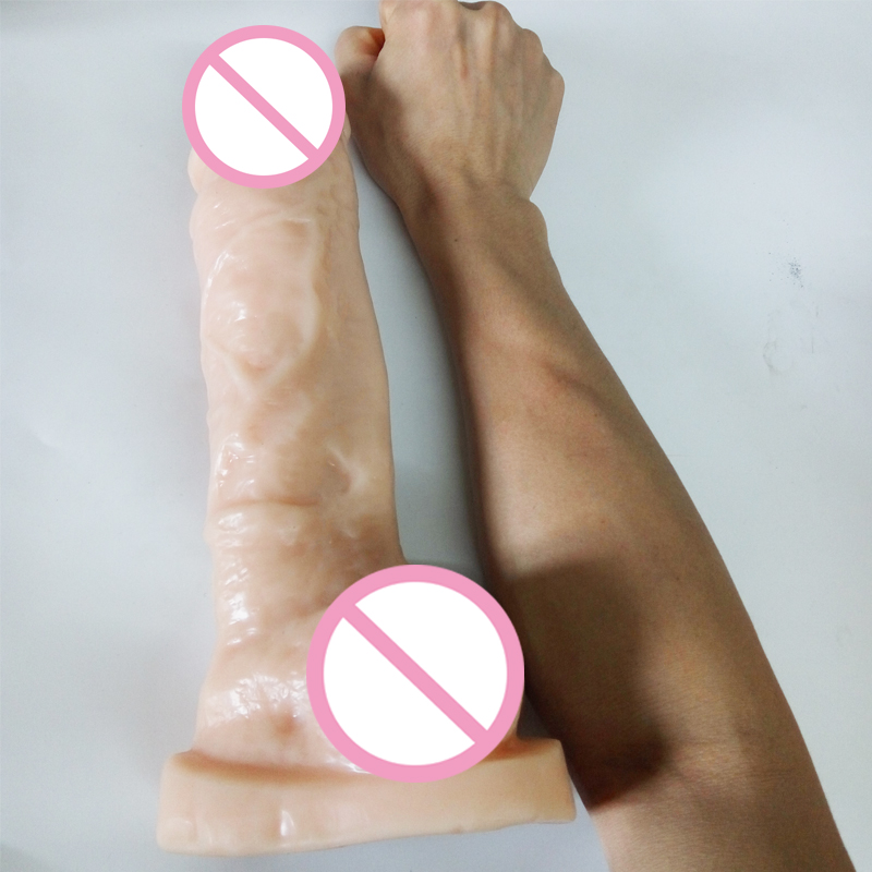 11 Inch big dildo realistic dildos giant silicone huge penis sex toys for women cyberskin big dick toy female masturbation toys насадка удлинитель cyberskin 4 inch xtra thick transformer penis extension коричневая
