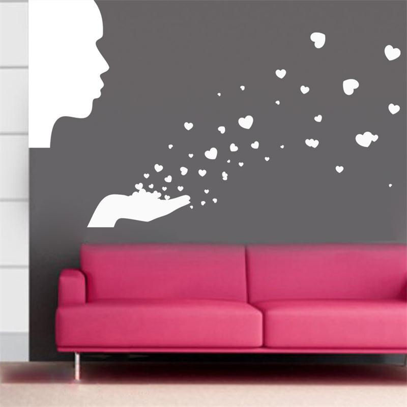 Heart Wall Decor compare prices on heart wall decor- online shopping/buy low price