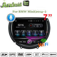 Roadlover Android 7 1 Car Media Center GPS Navigation Video For BMW Mini 2014 Player Stereo