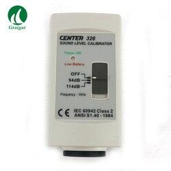 Ręczny kalibrator poziomu dźwięku CENTER-326