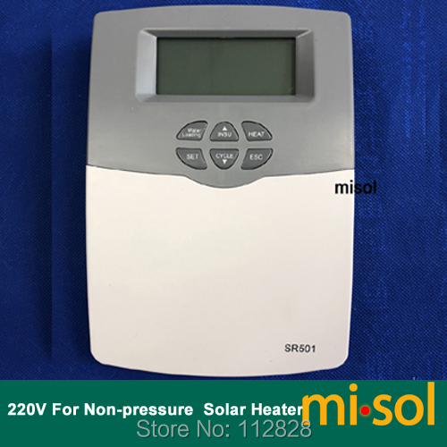 220V Intelligent Controller for Compact non pressurized Solar Water Heater 220V Intelligent Controller for Compact non pressurized Solar Water Heater