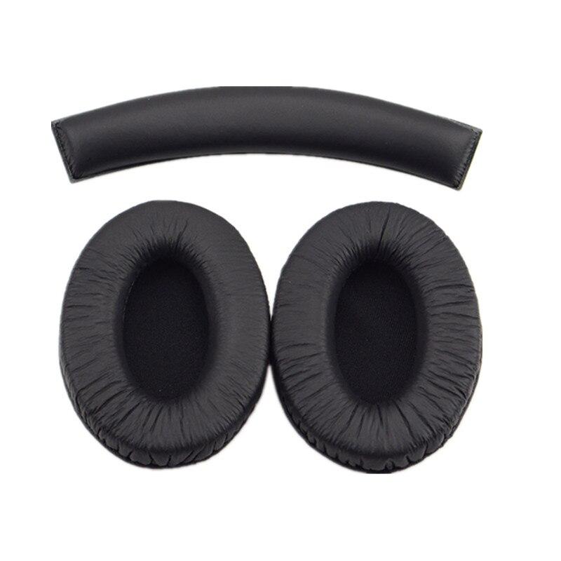 Soft Foam Ear Pads Cushions For Sennheiser HD457 HD202 HD212 HD447 HD497 Headphones High Quality Earpad 11.1