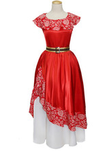 red princess dress costume medieval princess costume redparty costume for font b women b font halloween