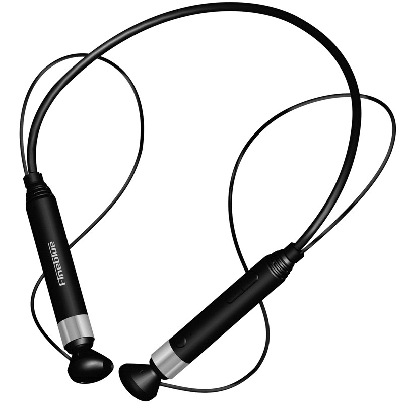 Original Fineblue Fd600 Wireless Bluetooth 4 1 Neckband Headset In