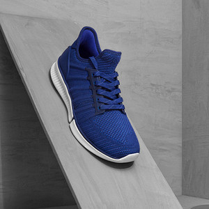 Image 5 - Xiaomi Mi Mijia Smart Light Weight Running Shoes With Chip High Quality Professional Fashion Phone APP Remote Data