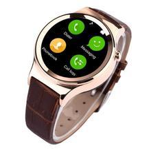 Smart watch t3 smartwatch unterstützung sim sd-karte bluetooth wap gprs sms mp3 mp4 usb für iphone und android