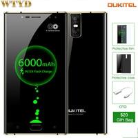 4G Oukitel K3 MT6750T Octa Core 4GB+64GB 5.5