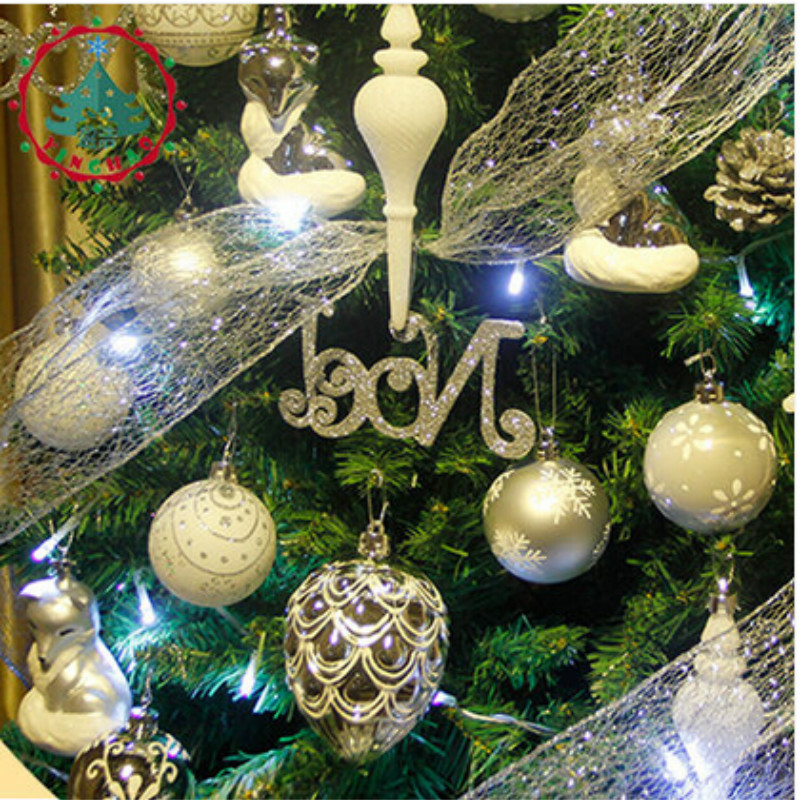 aliexpresscom buy 2018 newr year navidad 52pcssets christmas tree decorations sets christmas decorations for home christmas tree ornaments from reliable