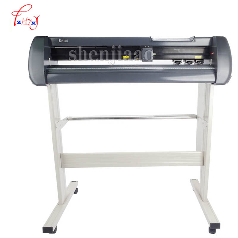 vinyl cutting plotter 60W cutting width 760mm vinyl plotter cutter SK-870T Usb cutting plotter 110v 220v 1pc