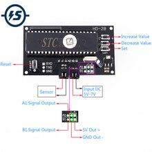 DC 5 V Sensore di Umidità del Suolo Umidità Controller di Irrigazione Automatica Modulo Relè