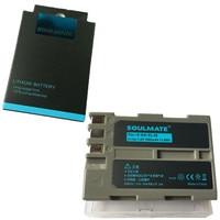 ANIMA GEMELLA EN-EL3E batterie al litio pack EN EL3e EL3e Batteria Della Fotocamera Digitale per Nikon ENEL3E EN EL3E D300 D30 D50 D70 D90 D70S