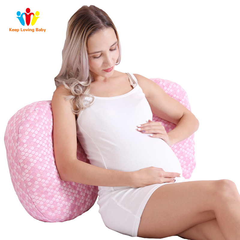 Mhwgo Baby Pillow Baby Room Baby Room Decor Multi-function Pregnant Women Pillow U Type Belly Support Side Sleepers Pillow Goods Of Every Description Are Available Back To Search Resultsmother & Kids Pillow