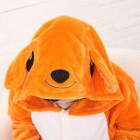 Cartoon Animal Kigurums Kangaroo Onesies Pajamas Unisex Cartoon Anime Cosplay Costume Cute Animal Adult Pyjamas Onesies
