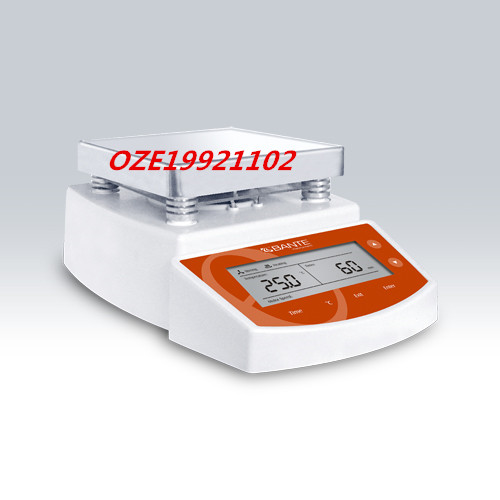 1PCS Hot Plate Magnetic Stirrer Heating and stirrer LCD display 0~400 degree AC 220V/50Hz 2017 new magnetic stirrer with heating for industry agriculture health and medicine scientific research and college labs
