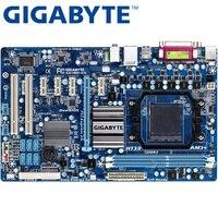 GIGABYTE GA 780T D3L Desktop Motherboard 760G Socket AM3+ DDR3 16G ATX For AMF FX/Phenom II/Athlon II Original Used