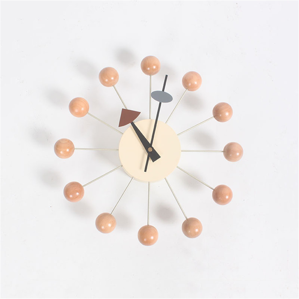 Wall Clock Creative Deco Candy Clock Ferris Wheel Watch Stylish Background Minimalistic Circular Colorful Balls Wall ClocksWall Clock Creative Deco Candy Clock Ferris Wheel Watch Stylish Background Minimalistic Circular Colorful Balls Wall Clocks