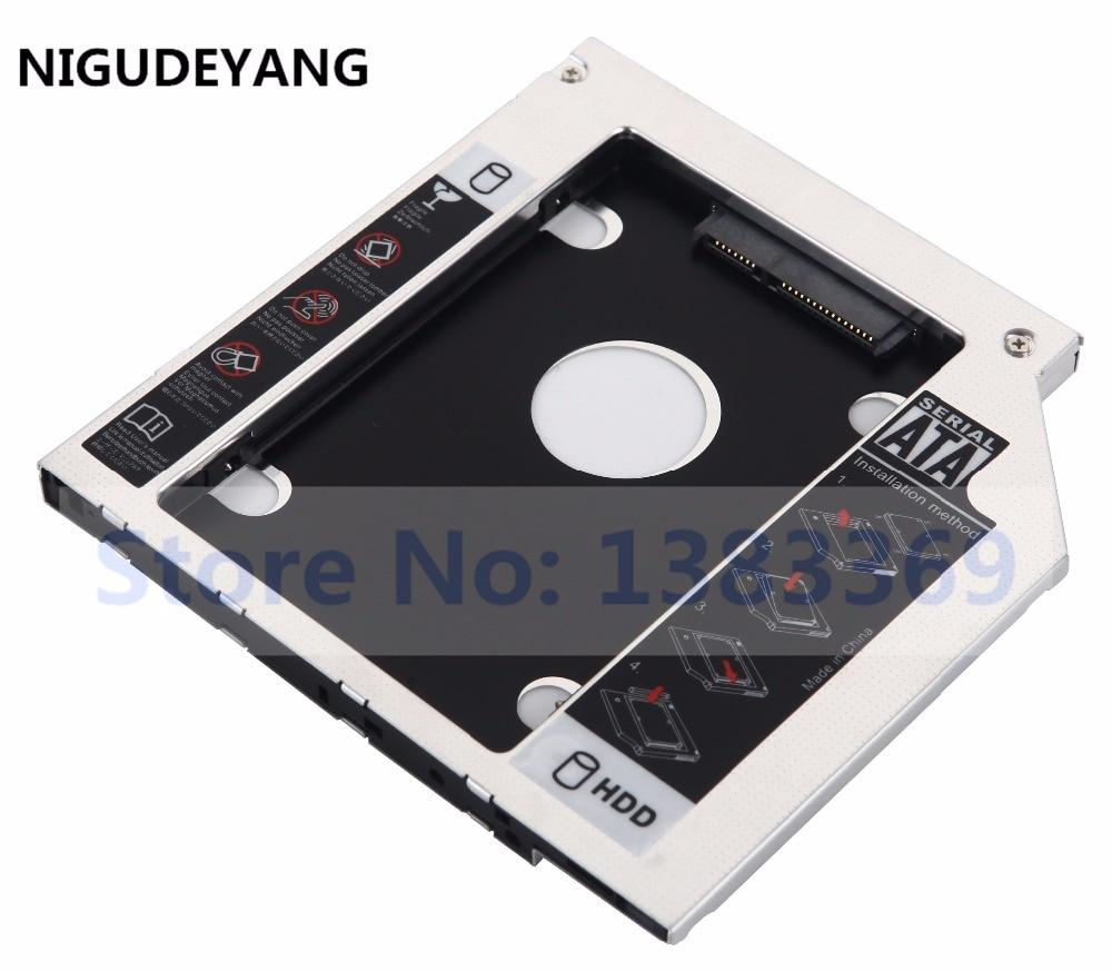 Жесткий диск NIGUDEYANG 2-го поколения, адаптер SSD Caddy для Acer Aspire v17 nitro vn7-791 vn7-791g серии UJ8E2Q UJ272Q GUE0N