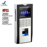 Dispositivo de reconhecimento de impressão digital teclado controle acesso comparecimento do tempo leitor cartão porta entrada gerenciar segurança