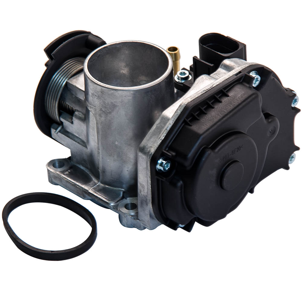 Throttle Body <font><b>030133064D</b></font> For SEAT AROSA SKODA FELICIA For VW POLO GOLF VENTO POLO 408237130002Z image