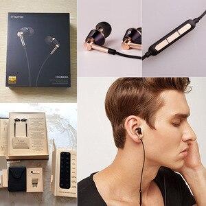 Image 3 - מקורי 1 יותר E1001 לשלושה נהג ב אוזן אוזניות אוזניות Auriculares עם ב קו מיקרופון ומרחוק עבור IOS iPhone Xiaomi
