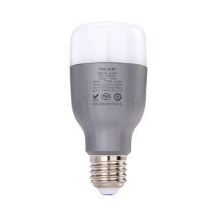 Image 4 - Yeelight ブランド led スマート電球無線 lan リモートコントロール rgb led ライトホーム調整輝度 led 電球ランプ高速配送