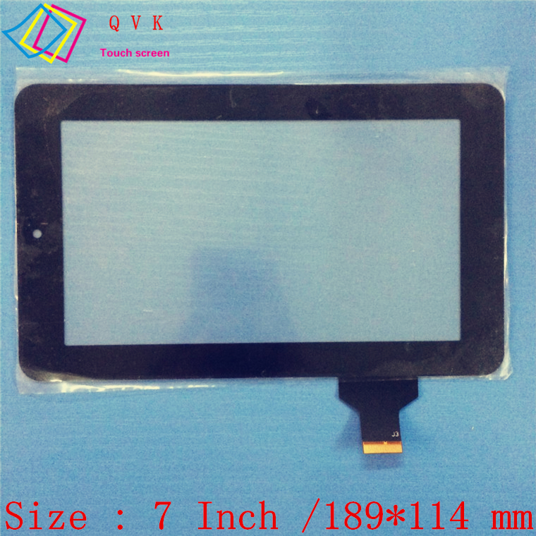 7 Inch for TeXet TM-7024/tm7024/Onda V702/Onda V711 tablet pc capacitive touch screen glass digitizer panel HLD-GG706S pg706s for texet tm 8044 8 0 3g tablet capacitive touch screen 8 inch pc touch panel digitizer glass mid sensor free shipping