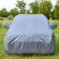 Cubiertas de autos Estilo Espesar Impermeable Coche-Cubiertas de Nieve Escudo Anti-UV Sombrilla Nieve Protección para SUV/sedan/hatchback