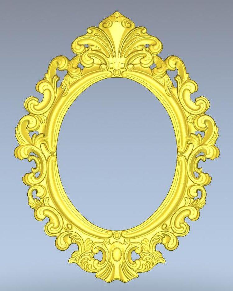 Special Design 3D Stl Model For CNC Machine Frame 11-in