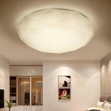 Wonderland белые скандинавские алмазные Звездные небесные акриловые железные современные светодиодные потолочные лампы для гостиной спальни кухни гостиной лампа блеск