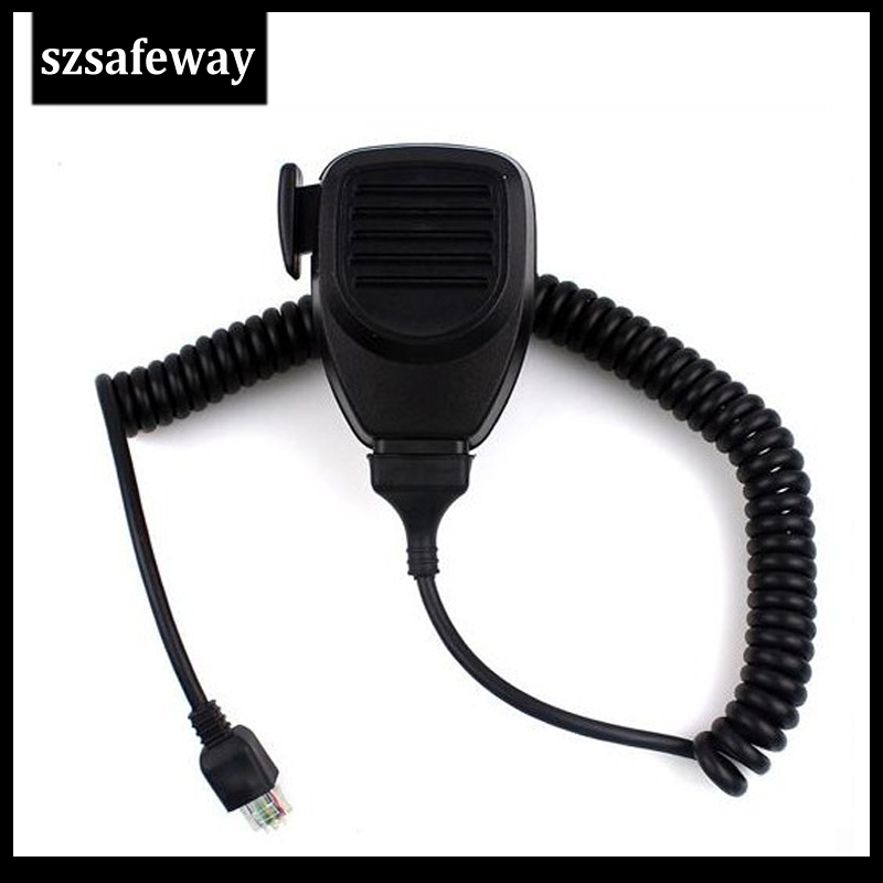 KMC-30 Shoulder Speaker Mic For Kenwood With RJ45 8 Pins For Mobile Radio TK-768G TK-868G Free Shipping