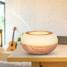 DEVISIB Essential Oil Diffuser 300ML Air Humidifier Aroma Lamp Aromatherapy Electric Ultrasonic Aroma Diffuser Mist Maker