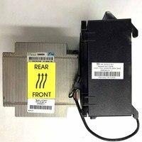 For HP ML350E G8 Radiator fan 677426 001 687456 001 677417 001 Cooling Fan Processor Cooler Heatsink Fan