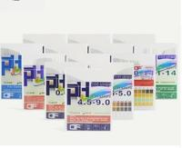 50pack/lot 100strips/Pack PH4.5 9.0 Alkaline pH Test paper Strips Indicator Litmus Kit Testing strips