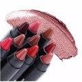 Lipstic Menow Kissproof Lipstic Labio Kit Mate Batom Mate Cosméticos Lápiz Labial Mate 19 Colores Lápiz de Labios de Larga Duración A Prueba de agua