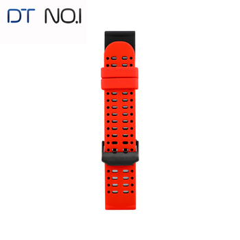 DTNO.1 Universal Watchbands Silica gel 20MM watch straps for NO.1 F5 strap Classic Smartwatch 3 Color Rubber Watch Strap Band strap