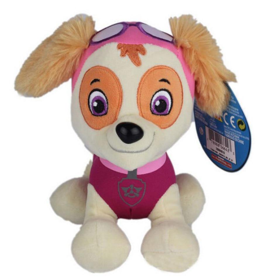 2017-Free-Shipping-Ryder-6PcsSet-Dogs-Cartoon-Plush-Marshall-Rubble-Chase-Rocky-Zuma-Skye-Plush-Toys-Anime-Stuffed-Dolls-Soft-2