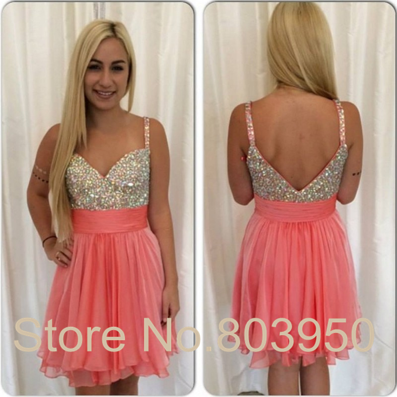 Online Buy Wholesale teenage homecoming dresses from China teenage ...
