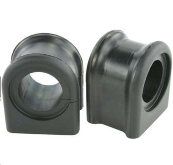 2PC Front Sway Bar Bushing Anti Rollbar Rubber for Mercedes-Benz W166 ML320 ML350 ML400 ML450 ML500 ML250 ML550 ML63 A1663231465