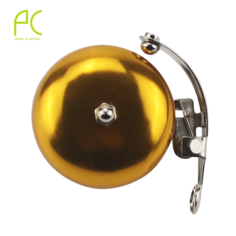 PCycling Bicycle Bell Ring Handlebar Retro Style Classic Bell Loud Sound Aluminum Alloy Cycling Bell Horn Large Bells