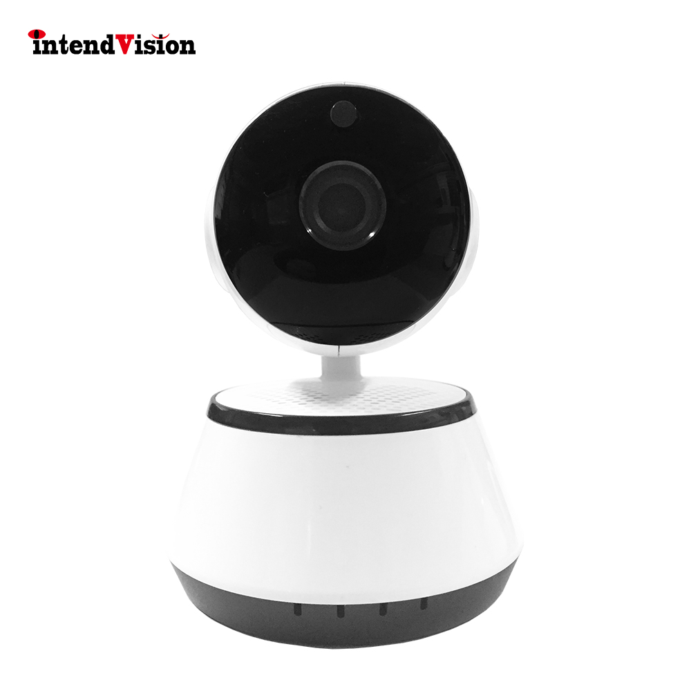 Intendvision Wireless Camera Home WiFi Network Intelligent Monitoring Indoor IP Camera 720P Alarm CCTV Security Cam IDGQ6