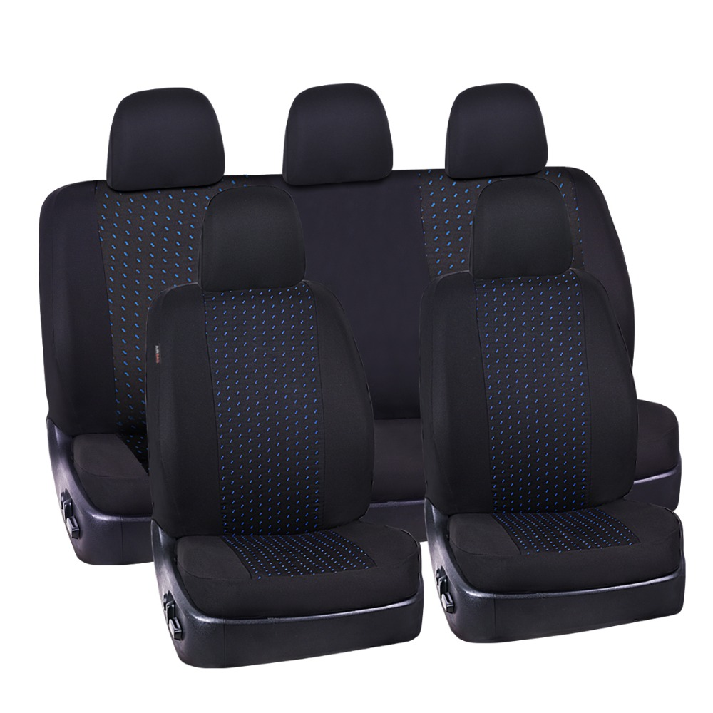 Car-pass Car <font><b>Seat</b></font> <font><b>Covers</b></font> Mesh Fabric Full <font><b>Seat</b></font> Red Blue Gray Universal Car <font><b>Seat</b></font> <font><b>Covers</b></font> for <font><b>peugeot</b></font> <font><b>206</b></font> lada granta solaris image