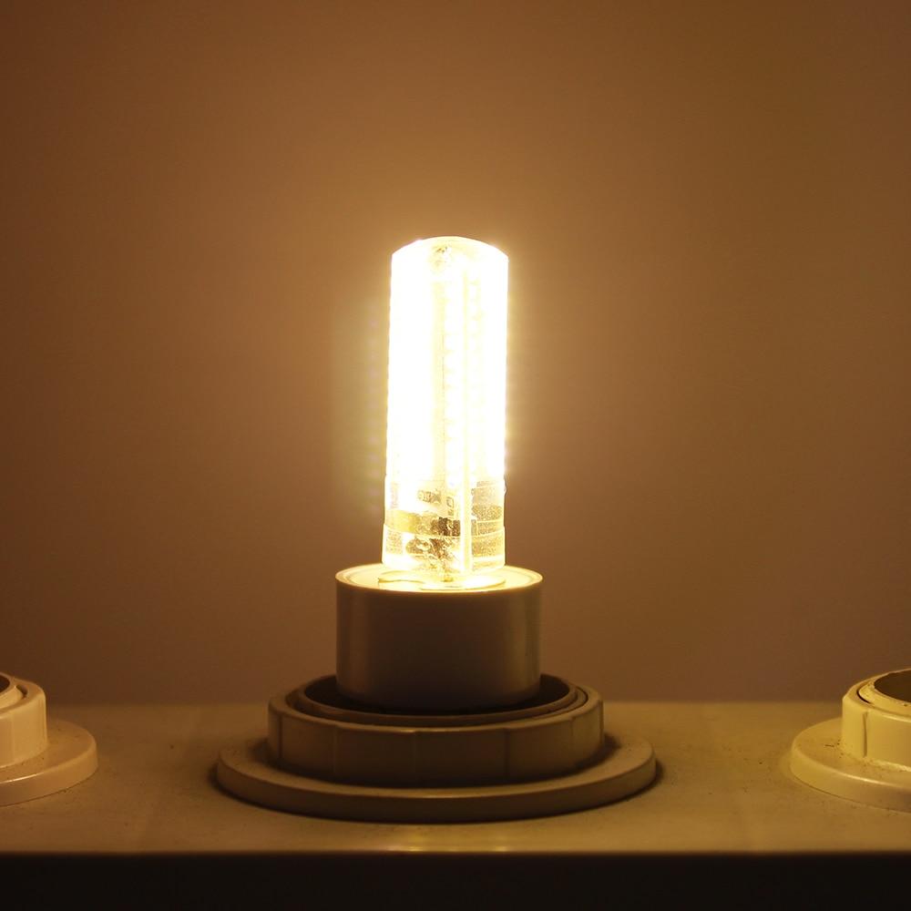 10pcs G4 LED Bulb Lamp High Power 3W SMD2835 3014 AC 220V White/Warm White Light replace Halogen Spotlight Chandelier