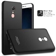 Xiaomi Redmi Note 4X силиконовый чехол 5.5 дюйма IMAK противоударный чехол для Xiaomi Redmi Note 4X мягкий чехол