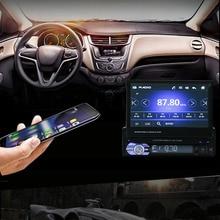 Caliente Universal de $ number pulgadas TFT de Pantalla Táctil de HD DVD Del Coche de Radio Estéreo reproductor de Sintonizador de Audio Memoria GPS Navigator Bluetooth Automoción 1 Din
