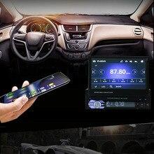 Konnwei Универсальный 7-дюймовый HD MP5 плеер стерео радио тюнер аудио памяти GPS навигатор Bluetooth automotion