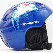 MOON Ski Helmet Kids Adult Skiing Snowboard Helmet Integrall