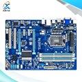 Для Gigabyte GA-Z77-HD3 Оригинальный Б Z77-HD3 Рабочего Материнская Плата Для Intel Z77 LGA 1155 Для i3 i5 i7 DDR3 32 Г SATA3 ATX